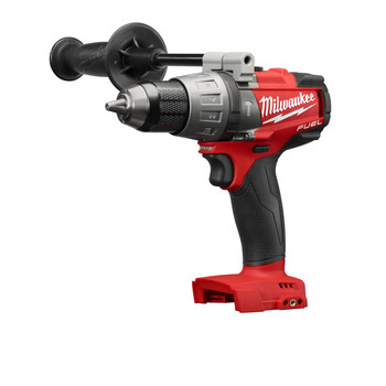 Milwaukee 2704-20 FUEL M18 18V Cordless Lithium-Ion 1\/2 in. Hammer Drill Driver (Bare Tool)