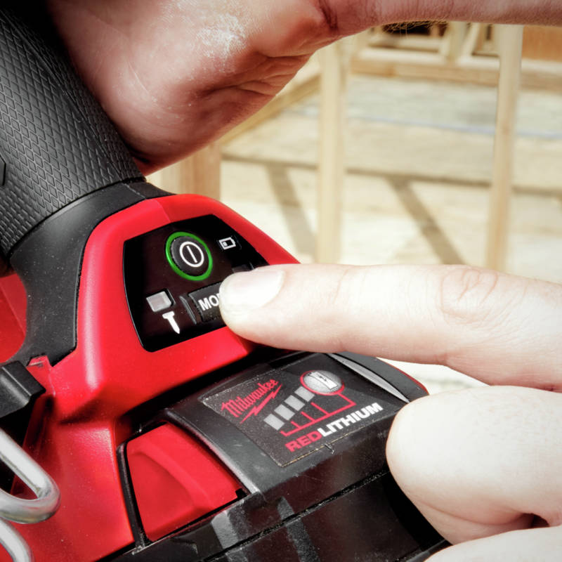 M18 FUEL Cordless Framing Nailer eliminates need for gas cartridge