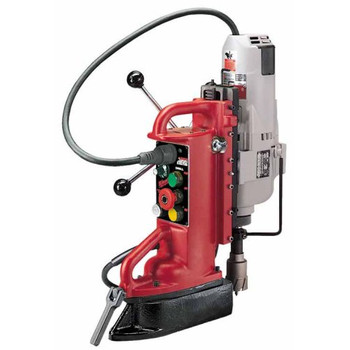 Milwaukee 4209-1 Adjustable Position Magnetic Drill Press with #3 MT Motor image number 0