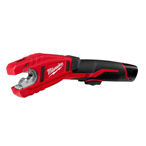 Milwaukee 2471-21 M12 12V Cordless Lithium-Ion Copper Tubing Cutter (1 Battery) image number 0