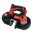 Milwaukee 2429-20 M12 12V Cordless Lithium-Ion Sub-Compact Band Saw (Tool Only)