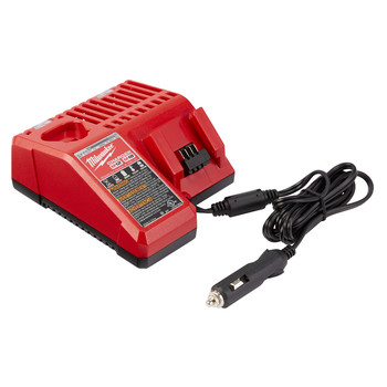 Milwaukee 48-59-1810 M18/M12 Vehicle Charger image number 1