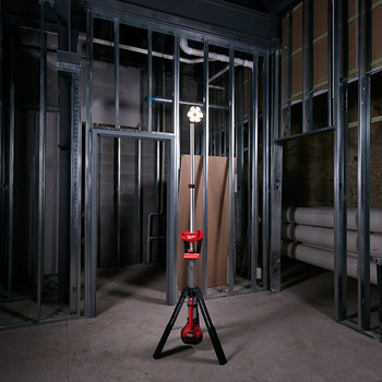 Milwaukee 2130-20 M18 18V Cordless Lithium-Ion TRUEVIEW LED Stand Light (Tool Only) image number 6