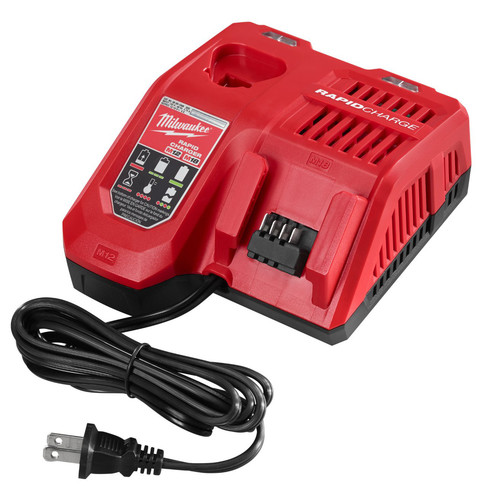 Milwaukee 48-59-1808 M12/M18 Lithium-Ion Battery Rapid Charger