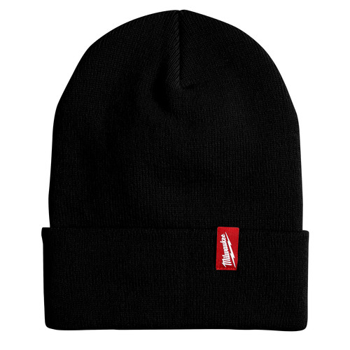 Milwaukee 506B Acrylic Cuffed Beanie - Black image number 0