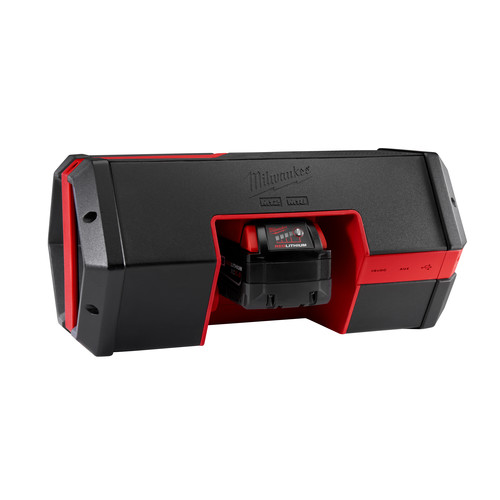 Milwaukee 2891-20 M18/M12 Wireless Jobsite Speaker image number 2