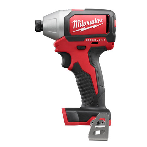 Milwaukee 2750-20 M18 1/4 in. Hex Cordless Lithium-Ion Compact Brushless Impact Driver (Bare Tool)