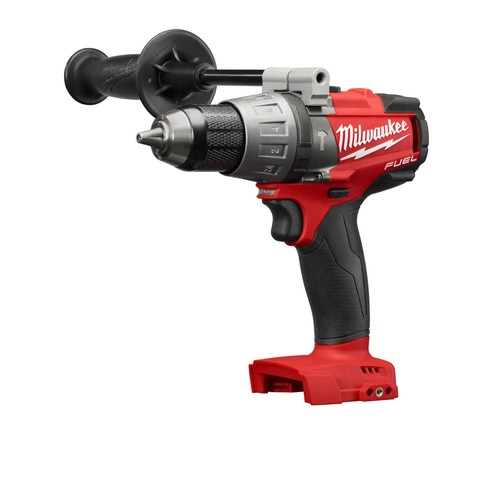 Factory Reconditioned Milwaukee 2704-80 M18 FUEL Cordless Lithium-Ion 1/2 in. Hammer Drill Driver (Bare Tool)
