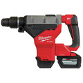 Milwaukee 2718-21HD M18 FUEL 1-3/4 in. SDS MAX Rotary Hammer with ONE KEY and 12 Ah Battery image number 7