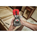 Milwaukee 2648-2723-BNDL M18 Random Orbit Sander Kit and M18 FUEL Cordless Lithium-Ion Compact Router image number 11