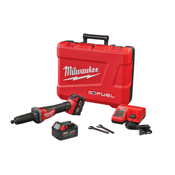 Milwaukee 2784-22 M18 FUEL 1/4 in. Brushless Die Grinder Kit