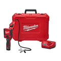 Milwaukee 2317-21 M12 1.5 Ah Cordless Lithium-Ion M-SPECTOR FLEX 3 ft. Inspection Camera Cable with PIVOTVIEW Kit