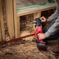 Milwaukee 2707-20 M18 FUEL HOLE HAWG Lithium-Ion 1/2 in. Cordless Right Angle Drill (Tool Only) image number 4