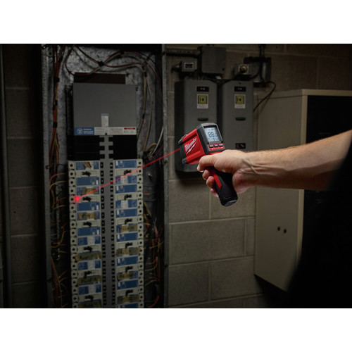 Milwaukee 2268-20 12:1 Infrared Temp-Gun image number 4