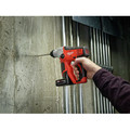 Milwaukee 2412-22XC M12 Lithium-Ion 1/2 in. SDS Plus Rotary Hammer Kit with 2 XC Batteries image number 6