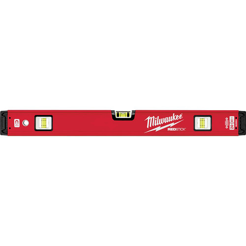 Milwaukee MLBXM24 24 in. REDSTICK  Magnetic Box Level