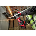 Milwaukee 2780-20 M18 FUEL Lithium-Ion 4-1/2 in./5 in. Paddle Switch Grinder (Tool Only) image number 7