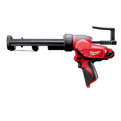 Milwaukee 2441-20 M12 12V Cordless Lithium-Ion 10 oz. Caulk and Adhesive Gun (Tool Only)