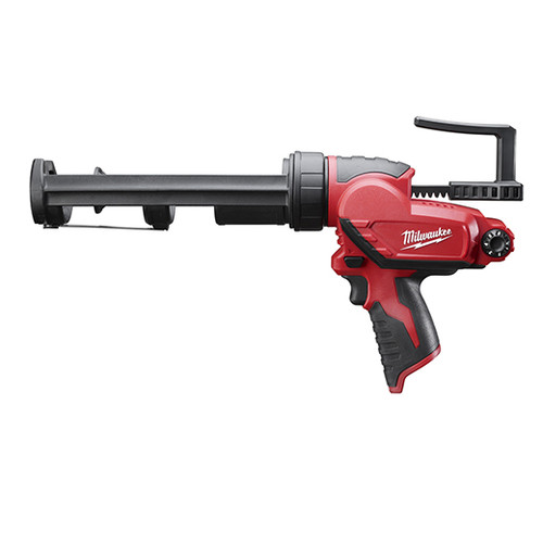 Factory Reconditioned Milwaukee 2441-80 M12 12V Cordless Lithium-Ion 10 oz. Caulk and Adhesive Gun (Tool Only)