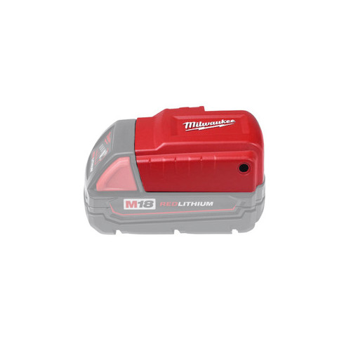 Milwaukee 49-24-2371 M18 Lithium-Ion Power Port (Tool Only) image number 2