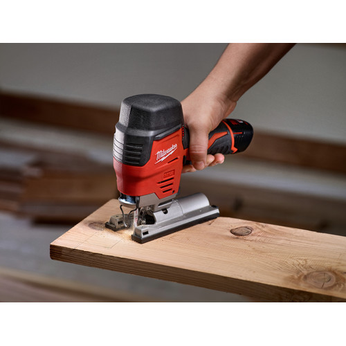 Factory Reconditioned Milwaukee 2445-80 M12 12V Cordless Lithium-Ion High Performance Jig Saw (Tool Only) image number 2
