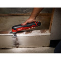 Milwaukee 2426-20 M12 Lithium-Ion Multi-Tool (Tool Only) image number 6