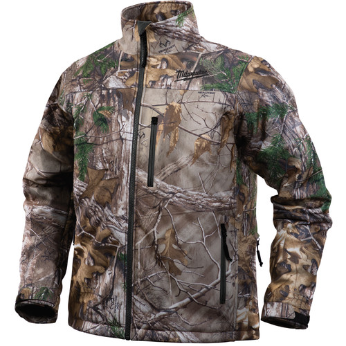 //WSL// MILWAUKEE 221C-20XL M12 REALTREE XTRA CAMO HEATED JACKET, EXTRA- LARGE, NO BATTERY ##IMAP## MC364190