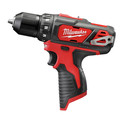 Factory Reconditioned Milwaukee 2498-83 M12 Cordless Lithium-Ion 3-Tool Combo Kit image number 1