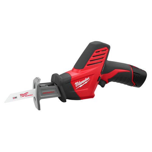 Factory Reconditioned Milwaukee 2420-82 M12 12V Cordless Lithium-Ion Hackzall Reciprocating Saw