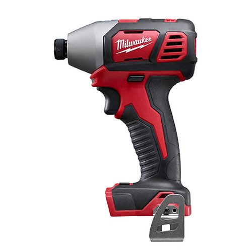 Factory Reconditioned Milwaukee 2657-80 M18 18V Cordless Lithium-Ion 2-Speed 1/4 in. Hex Impact Driver (Tool Only) image number 0