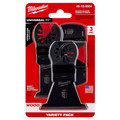 Milwaukee 49-10-9004 OPEN-LOK 3-Piece Wood Cutting Oscillating Multi-Tool Blade Variety Pack image number 1