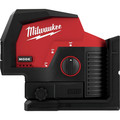 Milwaukee 3622-20 M12 Green Cross Line and Plumb Points Cordless Laser (Tool Only) image number 9