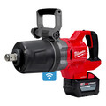 Milwaukee 2868-22HD M18 FUEL Brushless Lithium-Ion 1 in Cordless D-Handle High Torque Impact Wrench Kit (12 Ah) image number 1