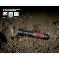 Milwaukee 2161-21 USB Rechargeable 1100 Lumens Twist Focus Cordless Flashlight (3 Ah) image number 9