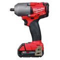 Milwaukee 2852-22CT M18 FUEL 3/8 in. Mid-Torque Impact Wrench with Friction Ring - 2.0 Kit image number 1