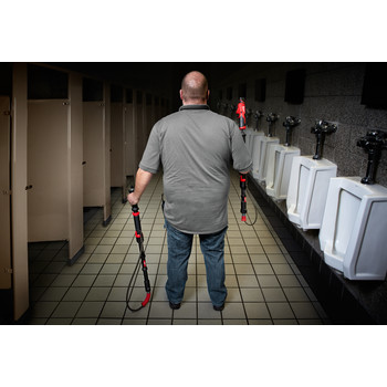 Milwaukee 2577-21 TRAPSNAKE Urinal and Toilet Auger Combo Kit image number 6