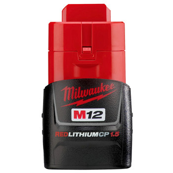 Milwaukee 2471-21 M12 12V Cordless Lithium-Ion Copper Tubing Cutter (1 Battery) image number 3