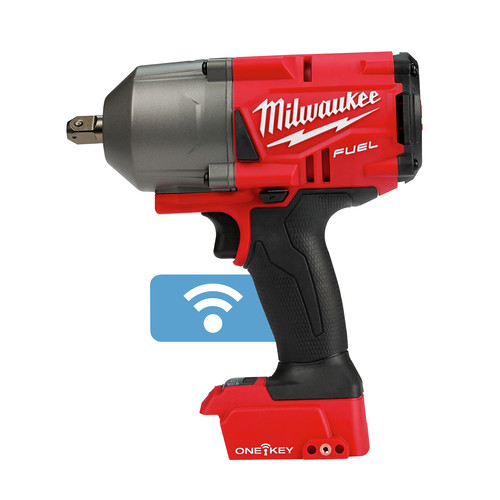 Factory Reconditioned Milwaukee 2862-80 M18 FUEL with ONEKEY High Torque Impact Wrench 1/2 in. Pin Detent (Tool Only) image number 0