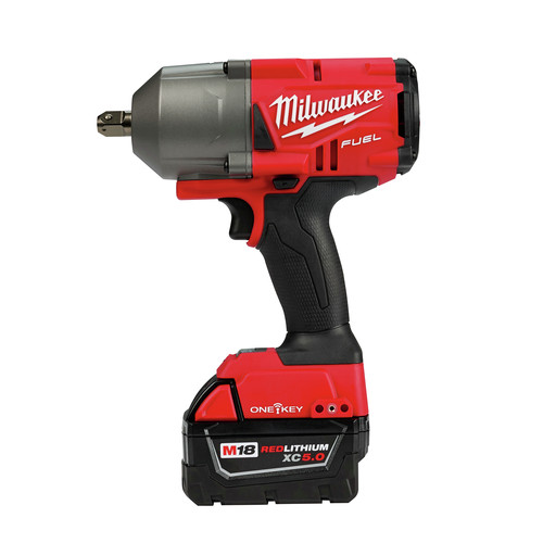 Factory Reconditioned Milwaukee 2862-82 M18 FUEL with ONEKEY High Torque Impact Wrench 1/2 in. Pin Detent Kit image number 4