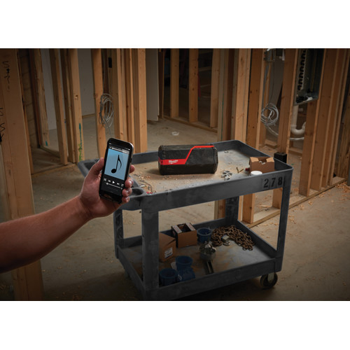 Milwaukee 2891-20 M18/M12 Wireless Jobsite Speaker image number 8
