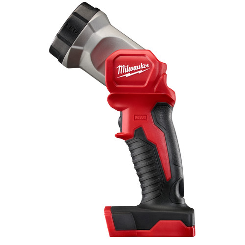 Milwaukee 2656-21L M18 18V Cordless Lithium-Ion 1/4 in. Hex Impact Driver Kit with Free LED Work Light image number 3