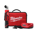Milwaukee 2467-21 M12 Lithium-Ion 1/4 in. Right Angle Impact Driver Kit image number 0