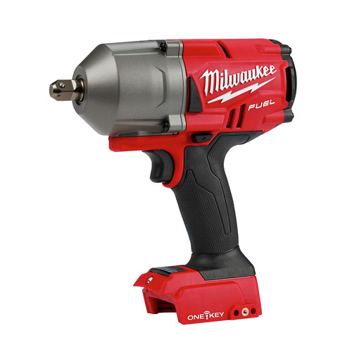 Factory Reconditioned Milwaukee 2862-80 M18 FUEL with ONEKEY High Torque Impact Wrench 1/2 in. Pin Detent (Tool Only) image number 3