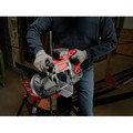 Milwaukee 2729-22 M18 FUEL Cordless Lithium-Ion Deep Cut Band Saw with (2) XC 5 Ah Li-Ion Batteries image number 7