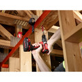 Milwaukee 2701-22CT M18 Lithium-Ion Compact Brushless 1/2 in. Cordless Drill Driver Kit (2 Ah) image number 6