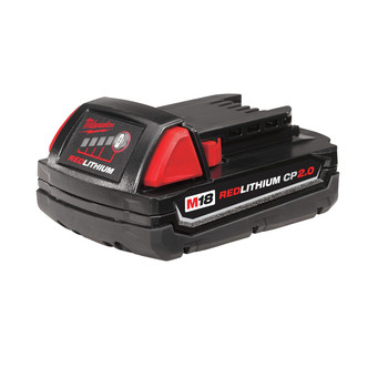 Milwaukee 2879-22 M18 FORCE LOGIC 18V 15 Ton Crimper Kit image number 6