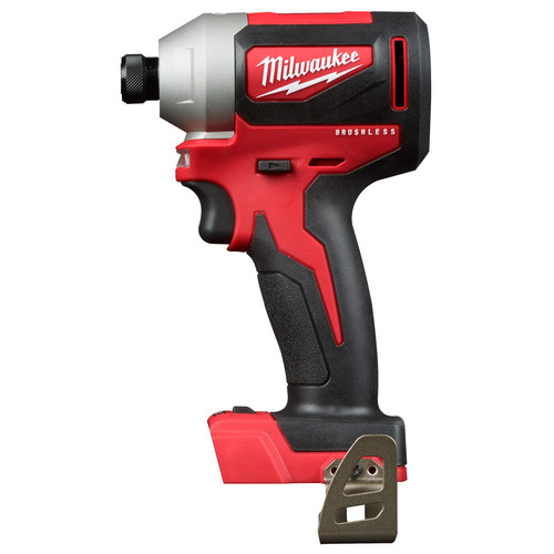 Milwaukee 2851-20 M18 Brushless 1/4 in. Hex 3 Speed Impact Driver (Bare Tool)