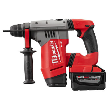 Milwaukee 2715-22HD M18 FUEL 1-1/8 in. SDS-Plus D-Handle Rotary Hammer Kit image number 2
