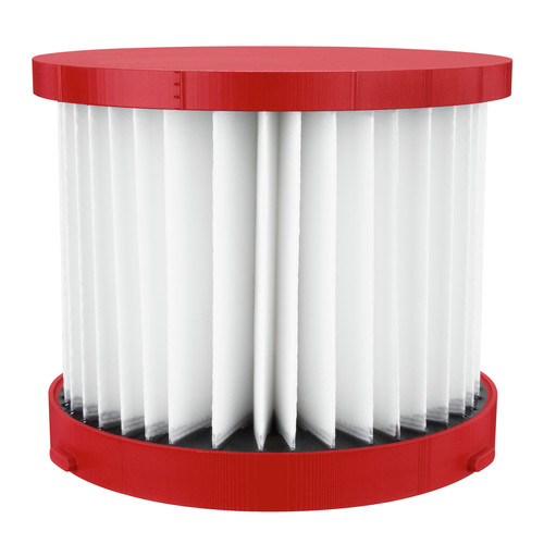 Milwaukee 49-90-1900 HEPA Wet/Dry Filter Kit image number 0