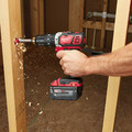 Factory Reconditioned Milwaukee 2607-82 M18 Lithium-Ion XC 1/2 in. Cordless Hammer Drill Driver Kit (3 Ah) image number 4